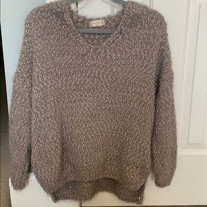 altar'd state super soft, oversized sweater